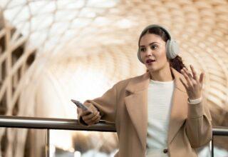 Akıllı dinleme teknolojili Sony WH-1000XM4 tanıtıldı!