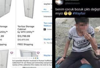 Wayfair Skandalında Paylaşım Yapanlara Suç Duyurusu