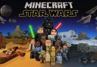 Microsoft, Minecraft İçin Star Wars DLC Paketini Yayınladı