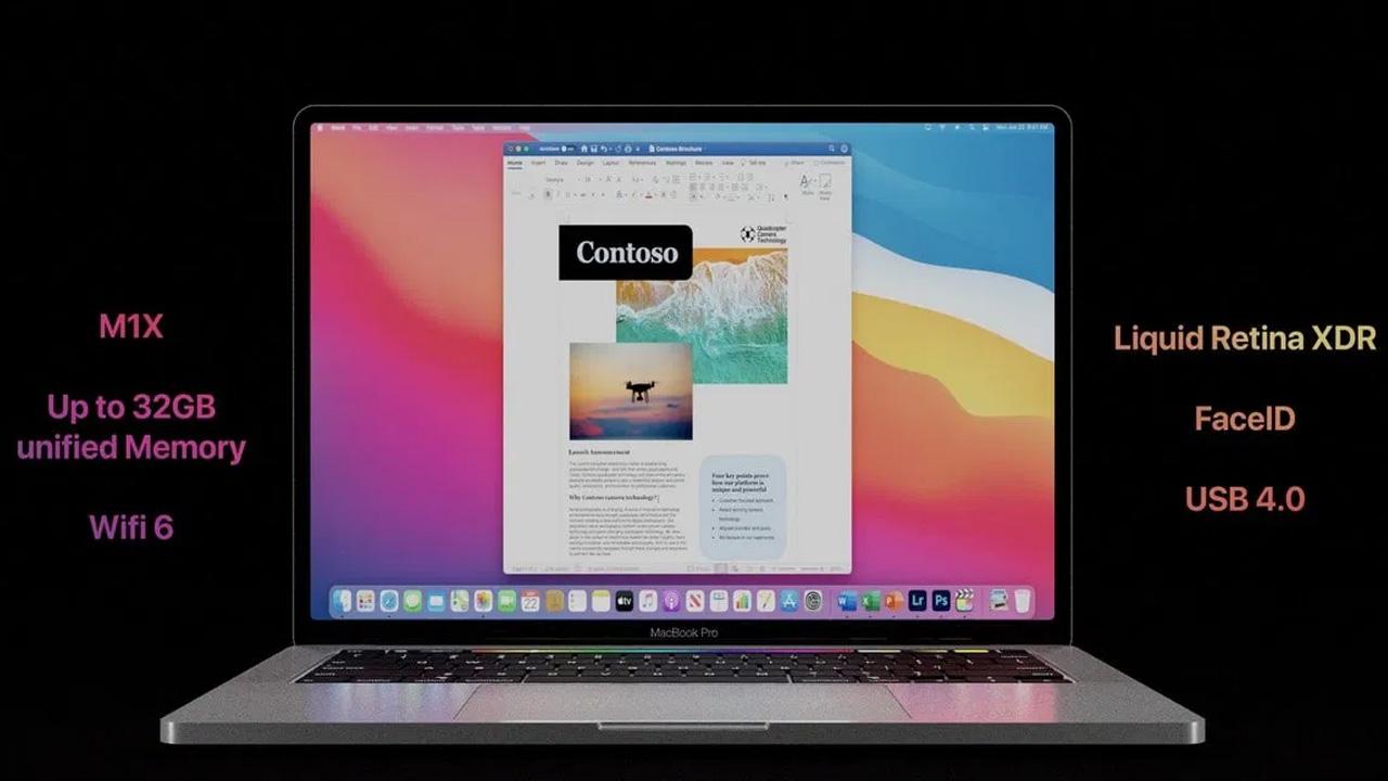 16 macbookpro 2021