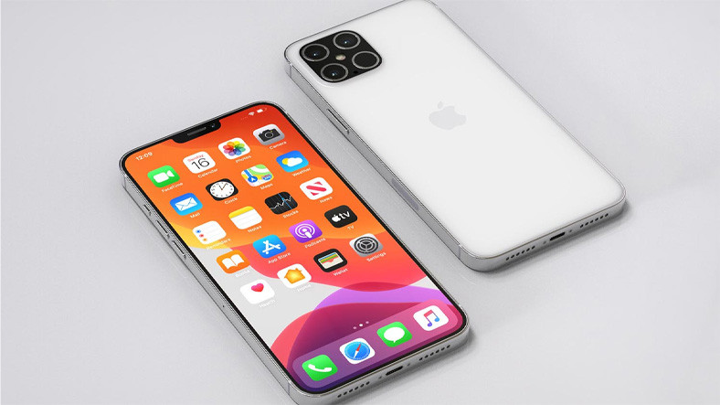 Apple, iPhone 13'te Ekrana Gömülü Parmak İzi Okuyucu Kullanacak