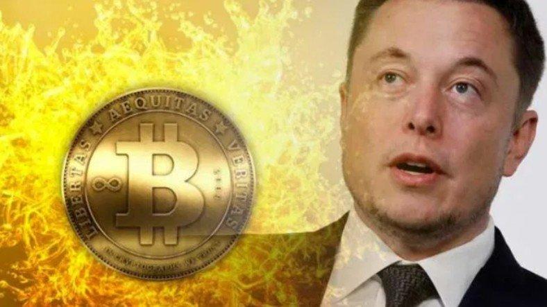 Bitcoin, Elon Musk'ın Twitter Profiline 'Bitcoin' Yazmasıyla Yükselişe Geçti