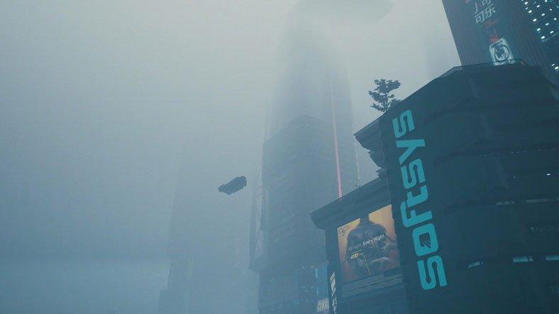 Cyberpunk 2077'nin Dünyasını Bambaşka Hallere Büründüren Hava Durumu Modu