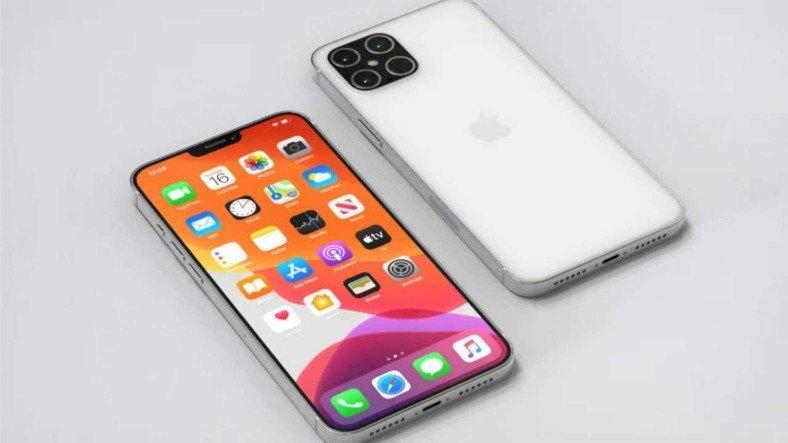 iPhone 13, Çentikten Daha Kalın Çerçeveyle Kurtulabilir