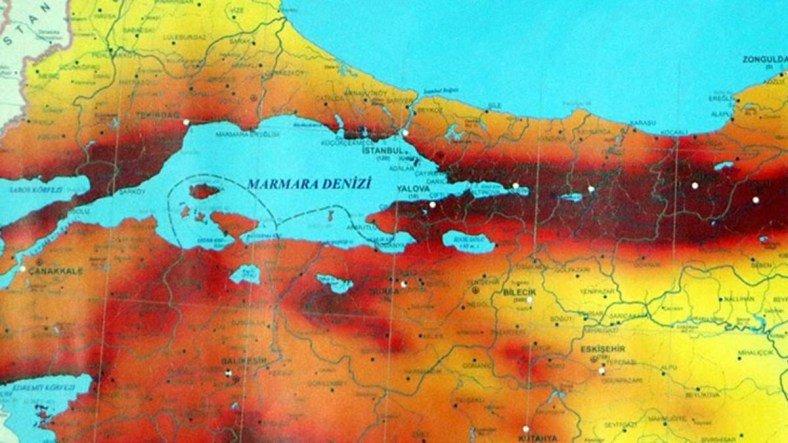İstanbul Depremi Hakkında Kandilli'den Uyarı: Üç İlçede Yüksek Anomaliler Görülüyor