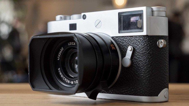 Leica M10 Serisi, Perspektif Bozulmalarını Azaltacak Bir Güncelleme Aldı