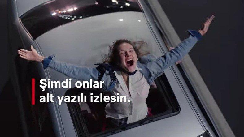 """Netflix, """"İngilizce, Türkçenin Yerini Her Zaman Tutmaz"""" Temalı Bir Video Yayınladı"""