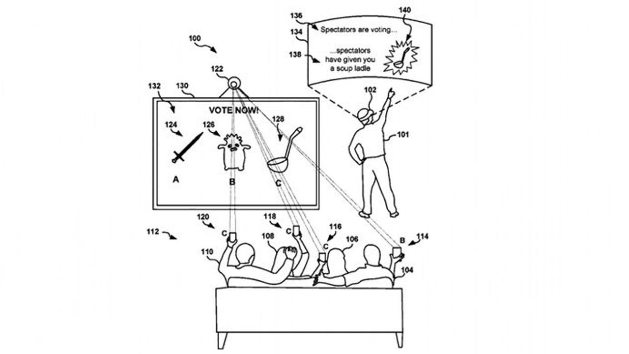 playstation vr patent