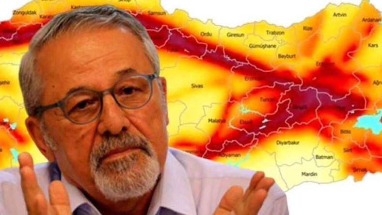 Prof. Dr. Görür'den Kandilli'nin İstanbul Depremi Tahminini Destekleyen Açıklama