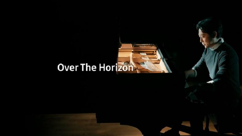 Samsung, Galaxy S21 Ailesinin Yenilenen 'Over the Horizon' Melodisini Paylaştı
