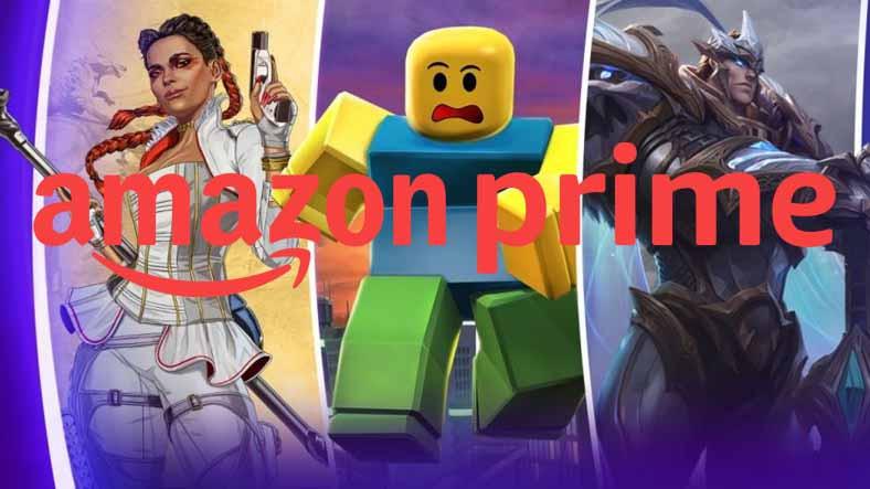 Amazon Prime Gaming, Toplam Fiyatı 120 TL Olan Şubat Ayının Ücretsiz Oyunlarını Açıkladı