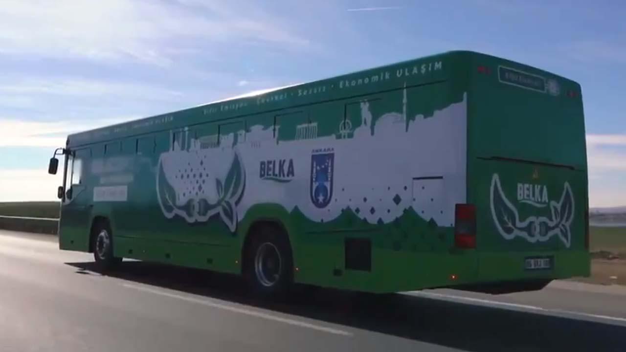 ABB elektrik motorlu otobüs