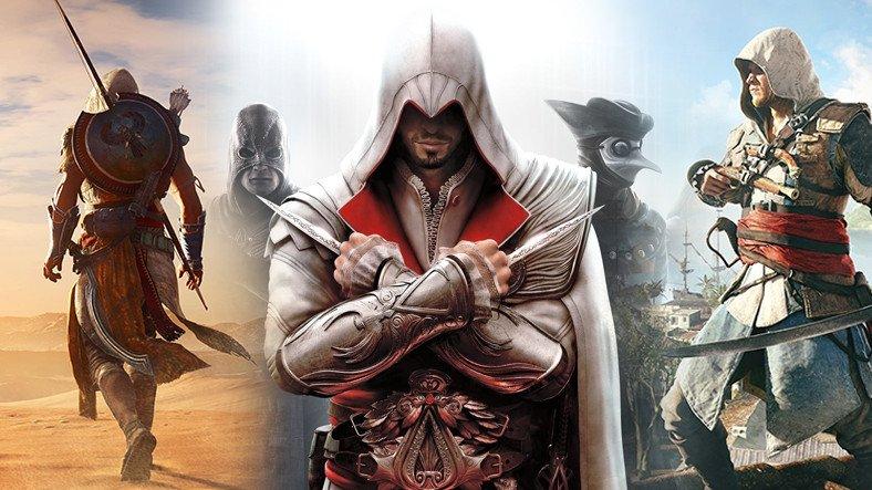 Assassin's Creed Serisinde Tarihsel Olarak En Doğru 10 Oyun
