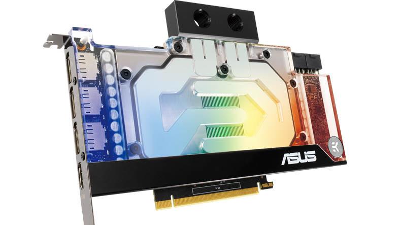 ASUS, Sıvı Soğutma Teknolojili GeForce RTX 3000 Serisi Ekran Kartlarını Duyurdu