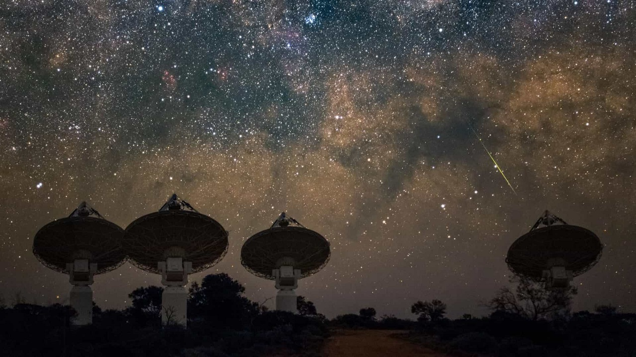 ASKAP radyo teleskobu