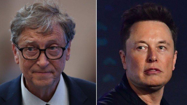 Bill Gates, Yine Elon Musk'a Sataştı: Bitcoin, O'nun Gibi Milyarderler İçindir