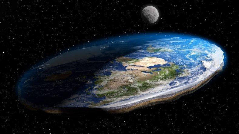 Bir Adam, Düz Dünyacıların Liderini Uzaya Göndermek İçin Fon Toplamaya Başladı
