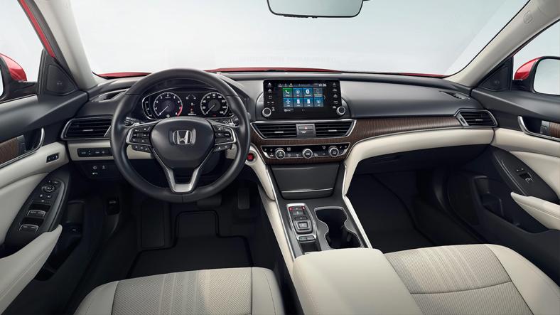 Honda Accord İç Mekan