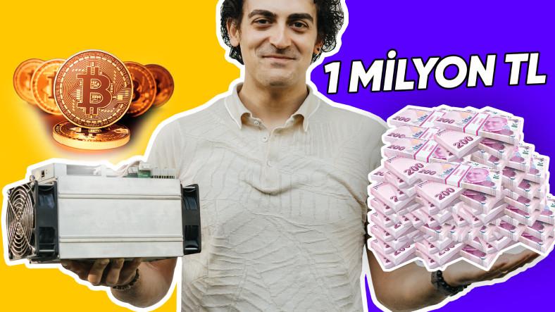 Bitcoin'e 1.000.000 TL Yatırdığımız Videoya Okurlarımızdan Gelen Komik Tepkiler