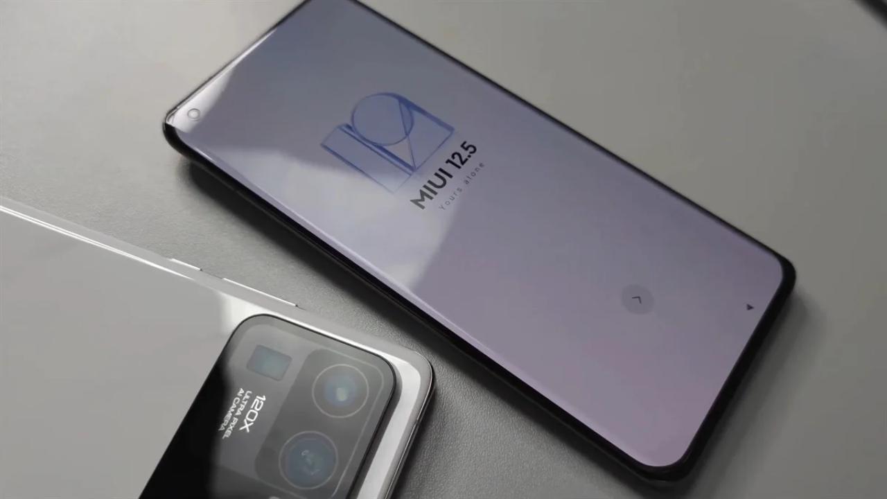 Xiaomi Mi 11 Ultra ekran