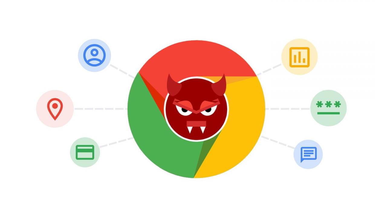 google chrome zararlı eklenti
