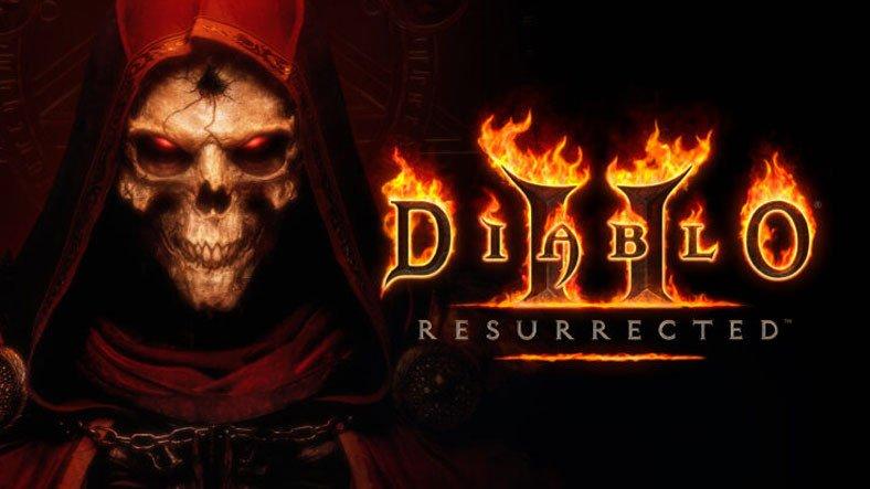 Diablo II: Resurrected'ın Sistem Gereksinimleri ve Mod Desteğine Sahip Olacağı Açıklandı