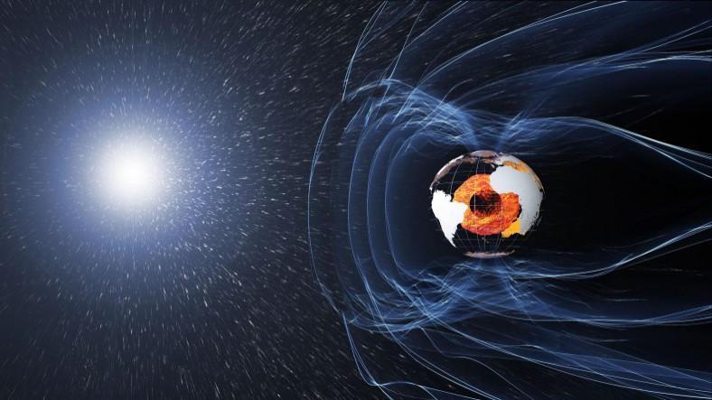 Dünya'nın Manyetik Alanı, 42 Bin Yıl Önce Neredeyse Tamamen Yok Olmuş