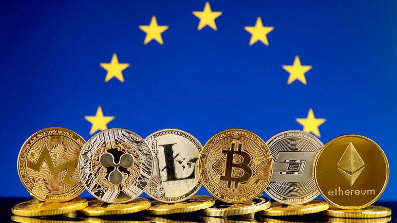 Avrupa'da kripto para