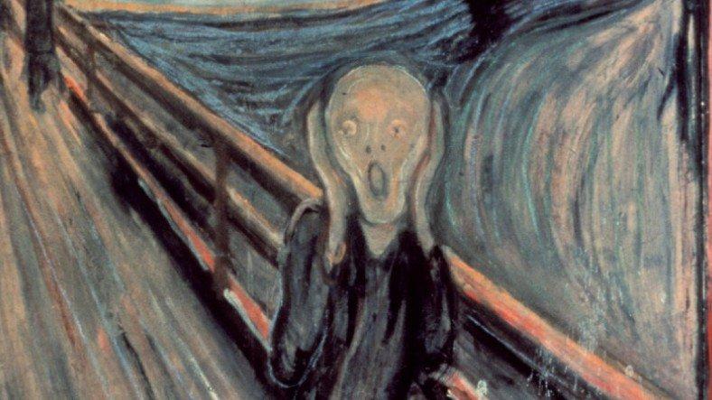 Edvard Munch'ın Dünyaca Ünlü Tablosu 'Çığlık'taki Gizli Mesaj Deşifre Edildi