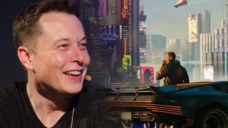 Elon Musk, Cyberpunk 2077 Oynarken Neden Garip Hissettiğini Açıkladı