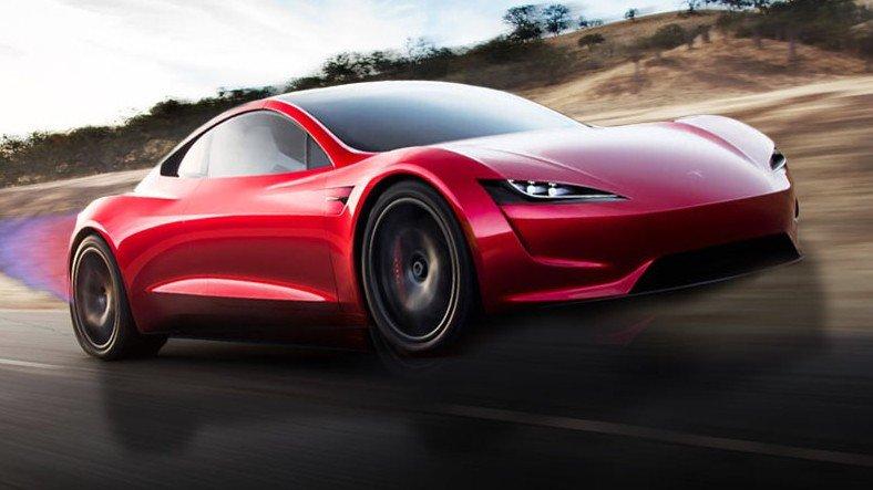 Elon Musk: Tesla Roadster'ın Gerçekten de Yerden Havalanmasını İstiyorum