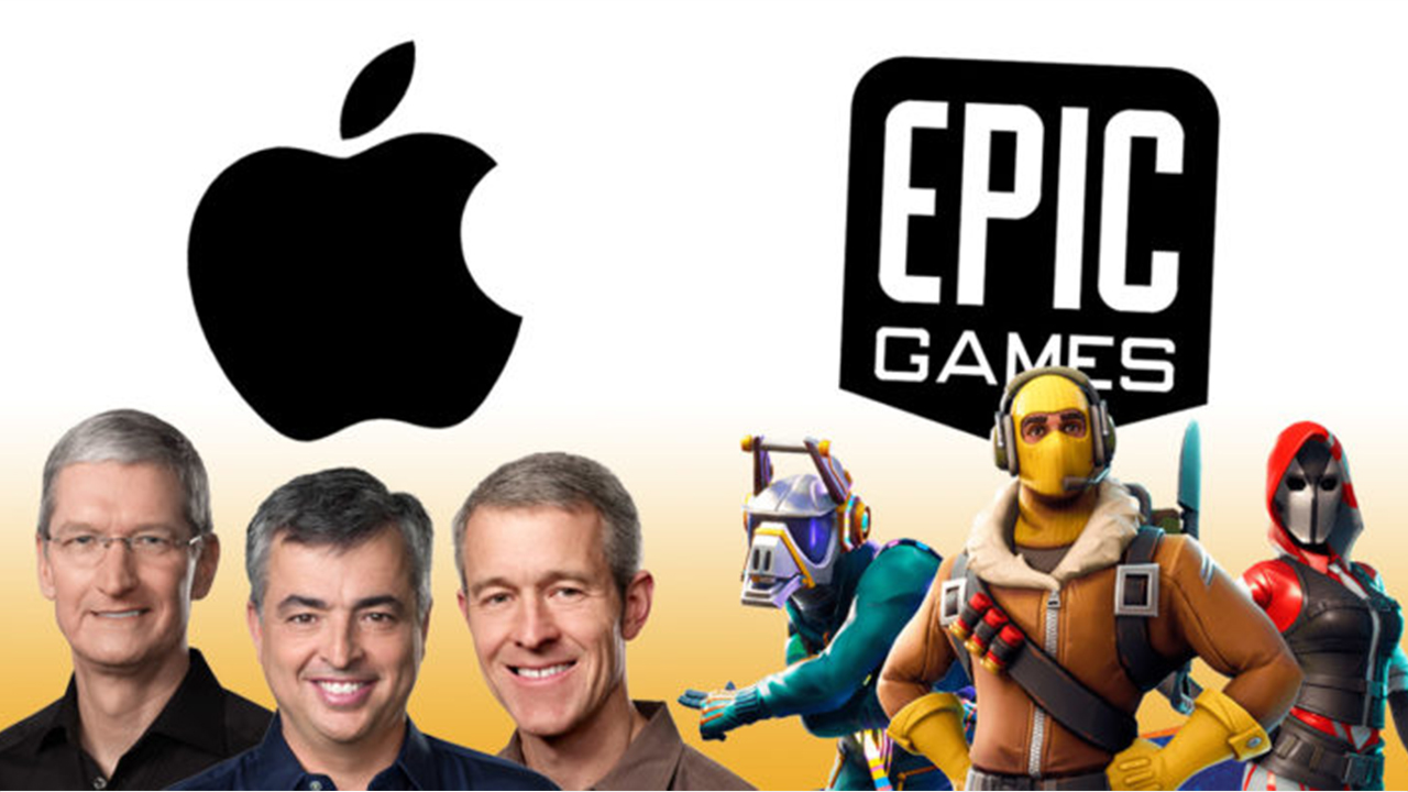 Epic Games Apple Davası