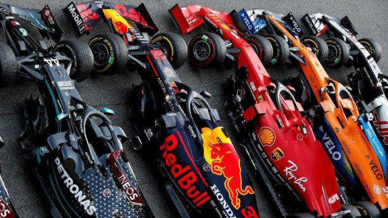 F1 Araçları Tüm Sezon Boyunca Nasıl Dünyayı Dolaşıyor?