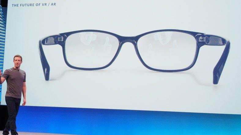 Facebook, Akıllı Gözlüklerine Yüz Tanıma Teknolojisi Eklemeyi Düşünüyor