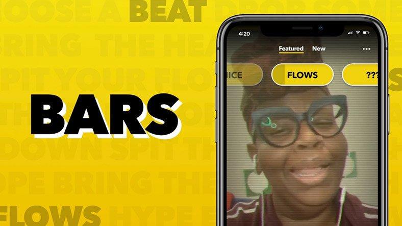 Facebook'un 'Rap' Yapmak İsteyenlere Özel Yeni Uygulaması: Bars