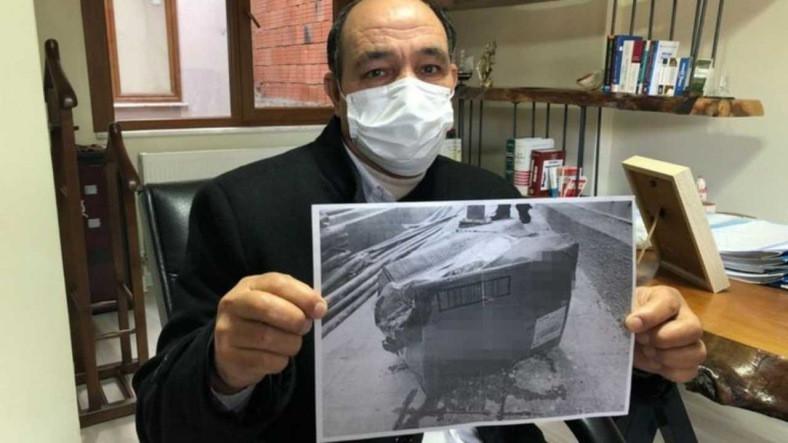 Geldik Yoktunuz: Yalova'da Test İçin Hastaneye Gönderilen Dalak Kargoda Kayboldu