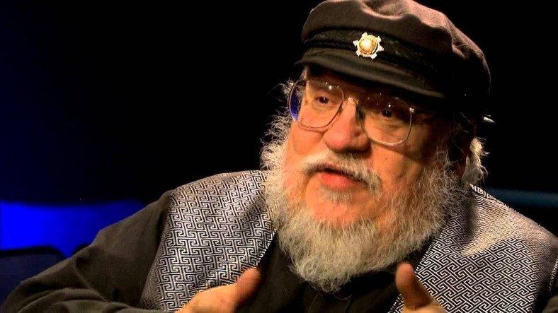 George R. R. Martin, Son Game of Thrones Kitabıyla İlgili Açıklama Yaptı
