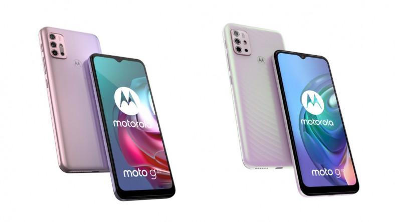 Giriş Seviye Fiyata Orta Seviye Özellikler Sunan Motorola Moto G30 ve Moto G10 Duyuruldu