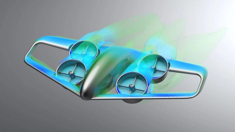 GKN Aerospace, eVTOL Adlı Hava Otobüsünü Tanıttı