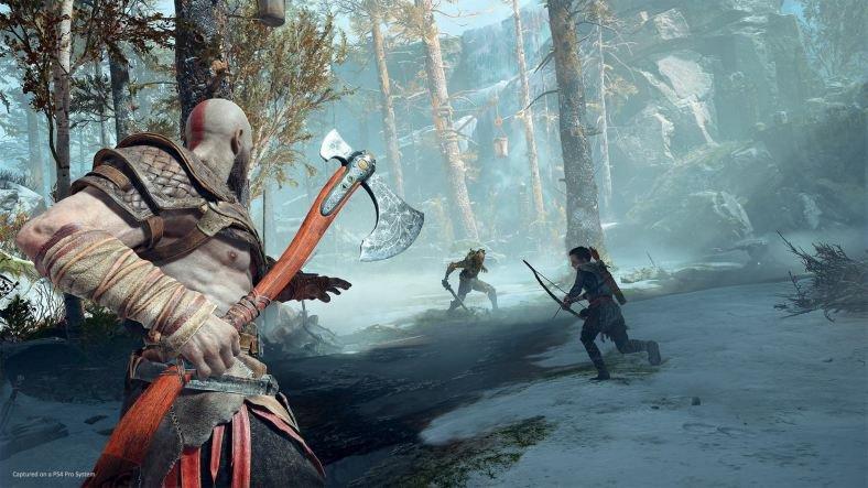 God of War İçin Oyunu Baştan Oynamayı İstetecek Bir Güncelleme Yayınlandı