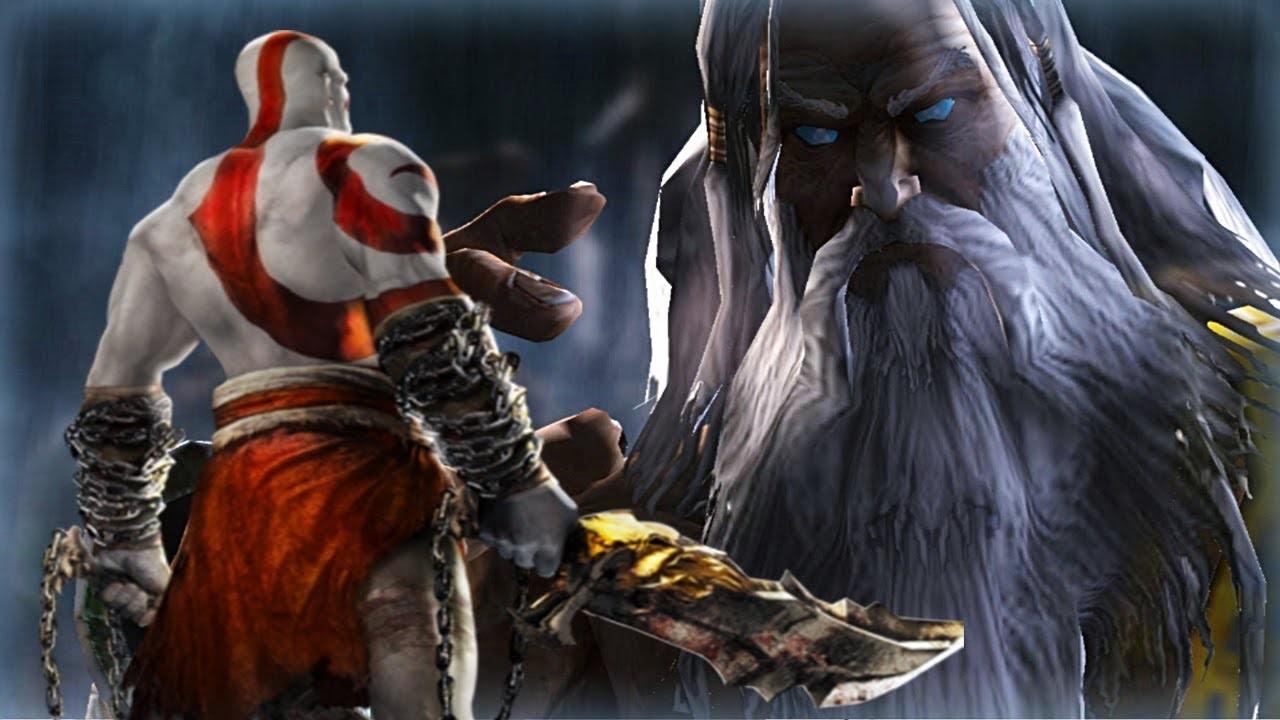 Kratos ve Zeus