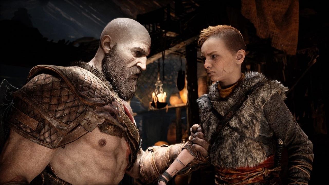 Kratos ve Atreus