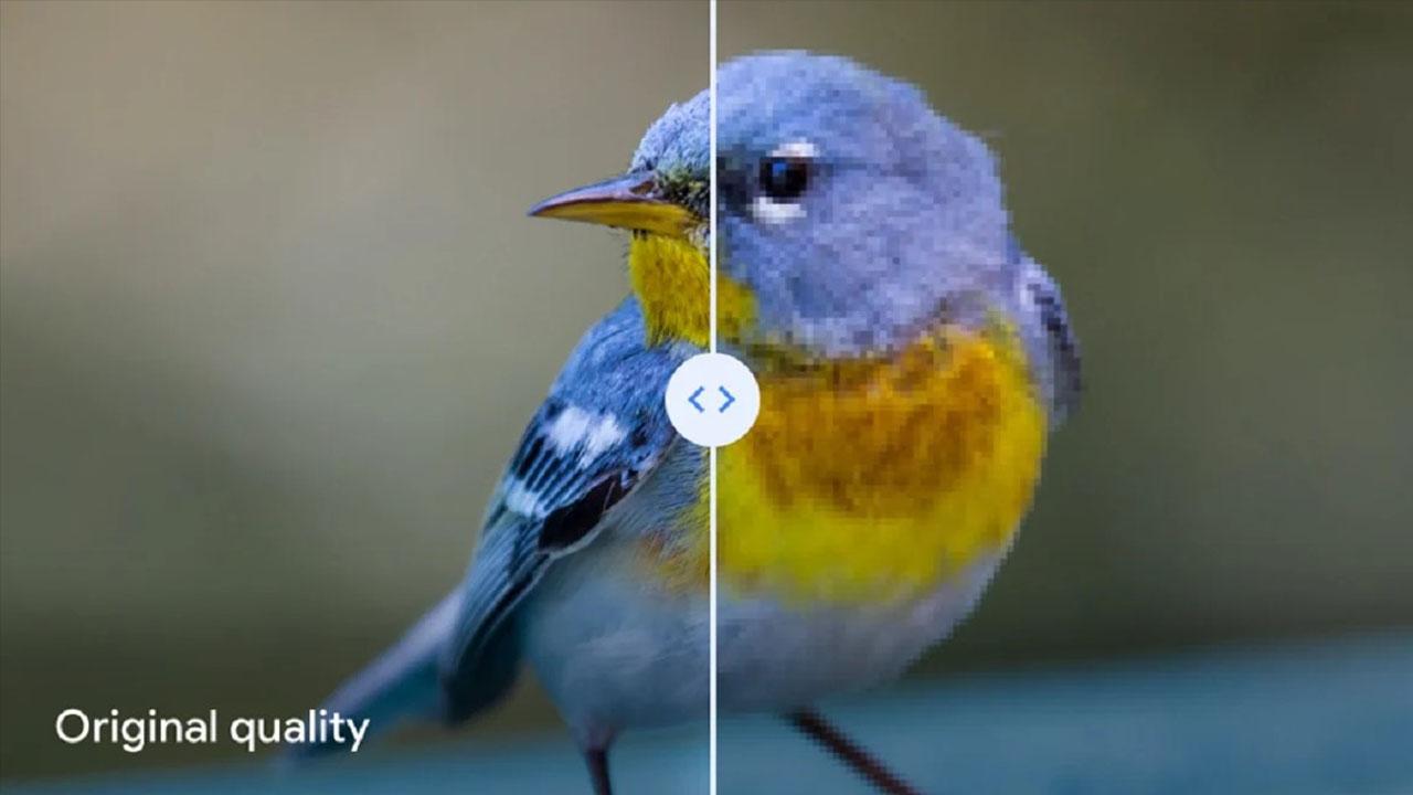 Google Drive Bozulan Fotoğraflar Örneği