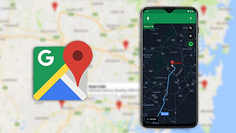 Google Haritalar'ın Android Sürümüne Karanlık Mod Güncellemesi Geliyor