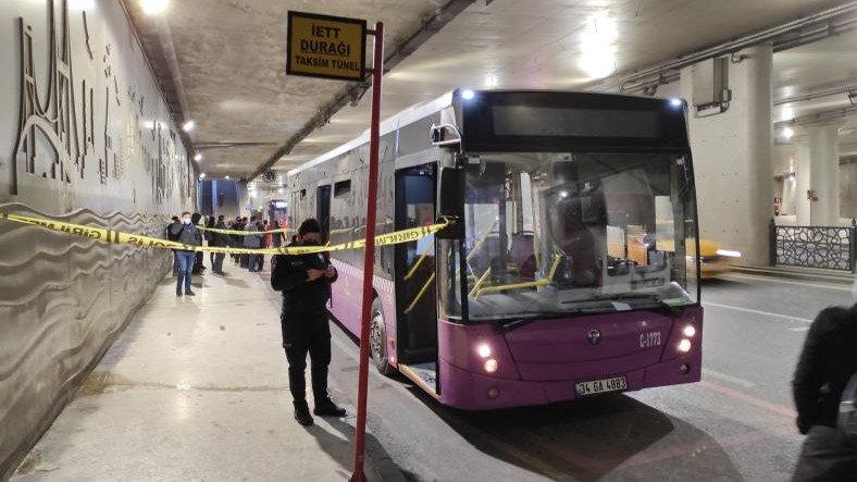 GTA 5 İstanbul: İETT Otobüsünü Çalan Bir Kişi, Küçük Bir Taksim Turu Yapıp Kayıplara Karıştı