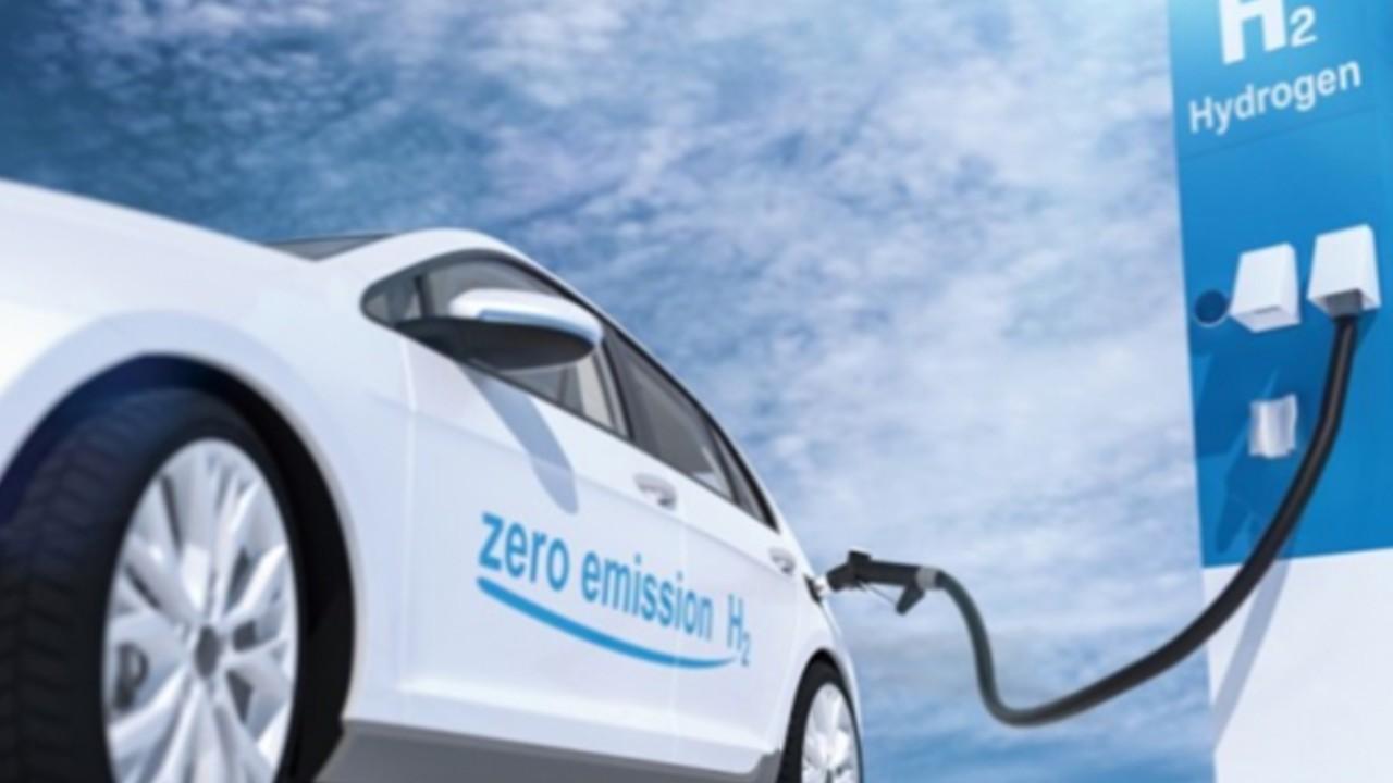 hidrojenli otomobil