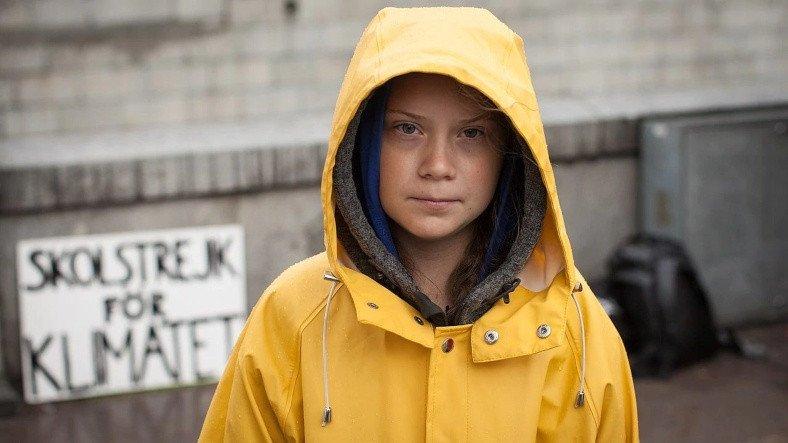Hindistan Polisinden Çiftçilere Destek Olan Greta Thunberg Hakkında Suç Duyurusu