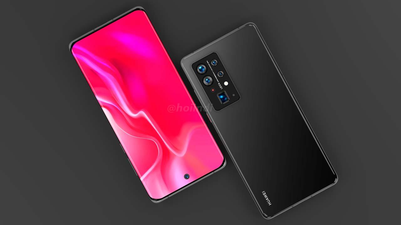Huawei P50 Pro +