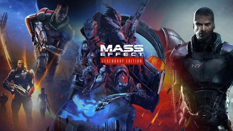 İlk Üç Oyunu İçerisinde Bulunduran Mass Effect Legendary Edition Duyuruldu