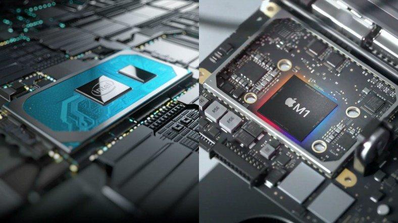 Intel, Yeni Reklam Kampanyasında Apple M1 İşlemcisinin Yeteneklerini(!) Tiye Aldı